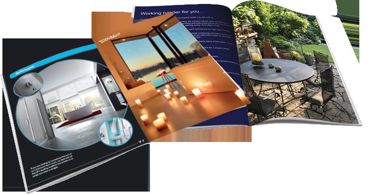 Brochures x2